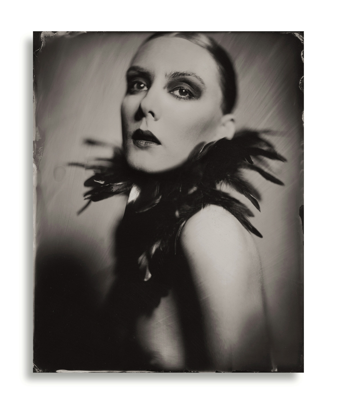 Dave King – Brooke / Collodion photo