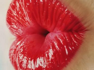 Hubert de Lartigue – Kiss – Acrylique sur toile -60×81