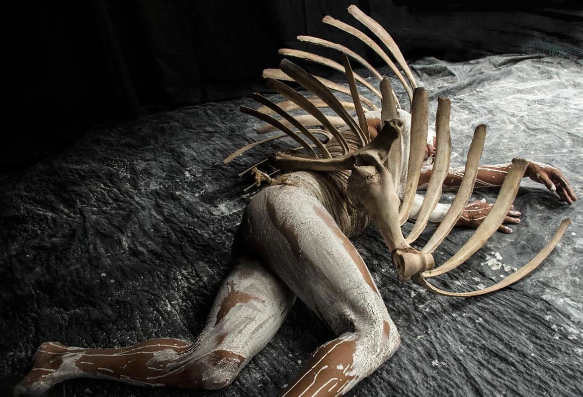 James Guppy – fallen angel