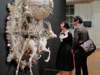 Kris Kuksi – sculptures – expo