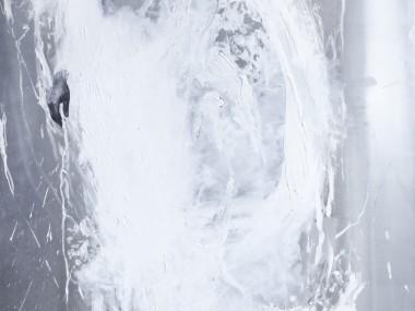 Marie-josee Roy – Nous sommes un, 60×36, technique mixte sur aluminium.gravure au burin, Jerome Prieur