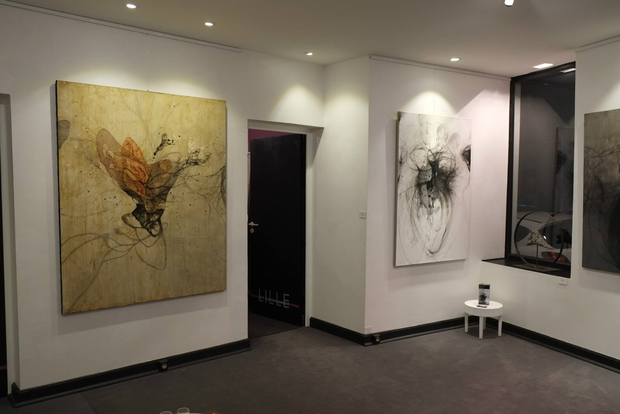 Nathalie DESHAIRS – Peintures expo Lille