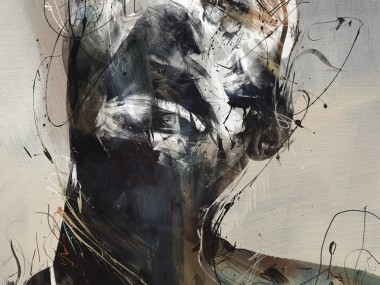 Russ Mills – awkward_redo – Digitale illustration