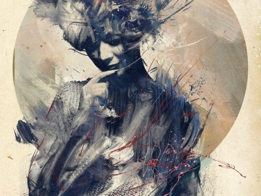 Russ Mills – eurydice / digitale illustration