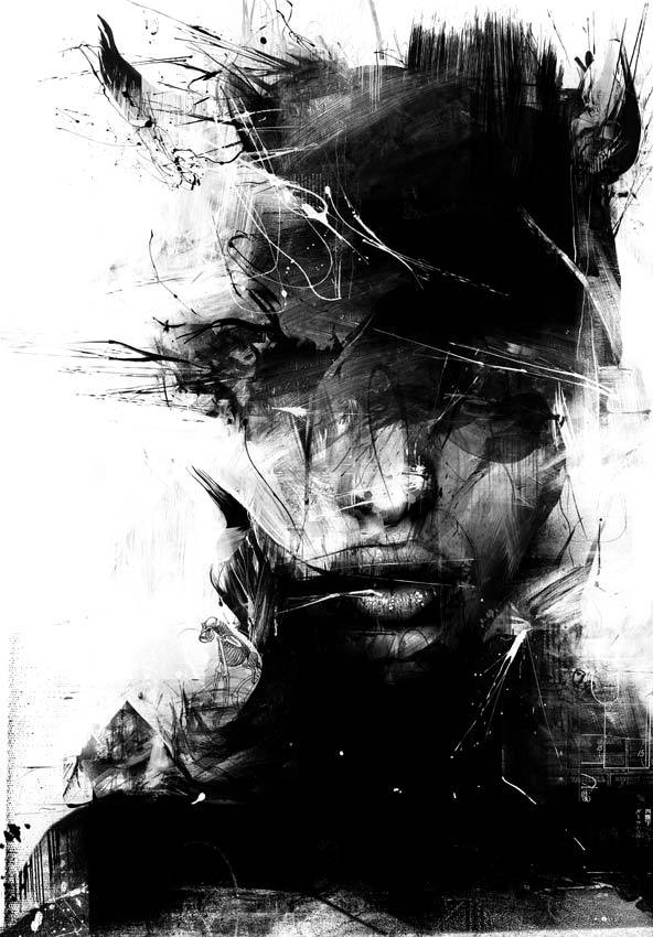 Russ Mills illustrations