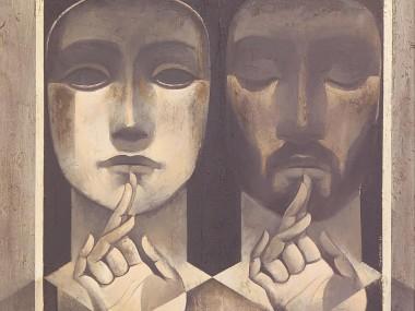 Safwan Dahoul – Syrian painter – Acrylic on canvas3