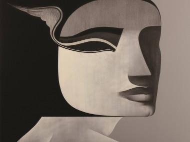 Safwan Dahoul – Syrian painter – Acrylic on canvas8