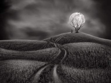 Sherry Akrami – Illuminate my Heart – Digitale manipulation