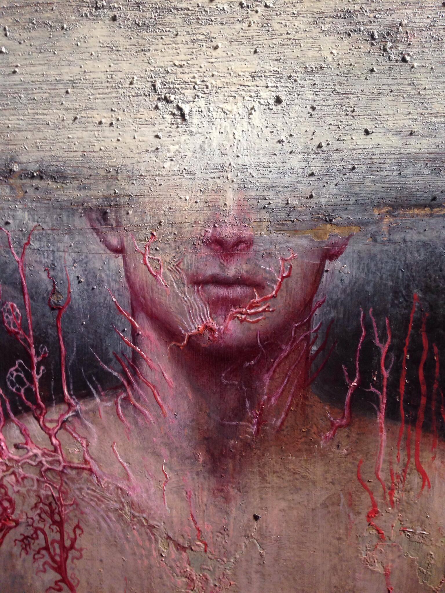 Agostino Arrivabene – Amor vincit omnia – detail