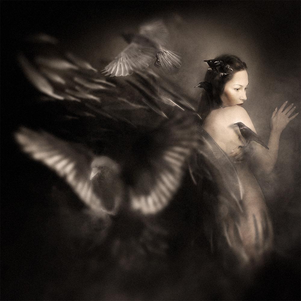 Federico Bebber – Living is what scares me – Digital art