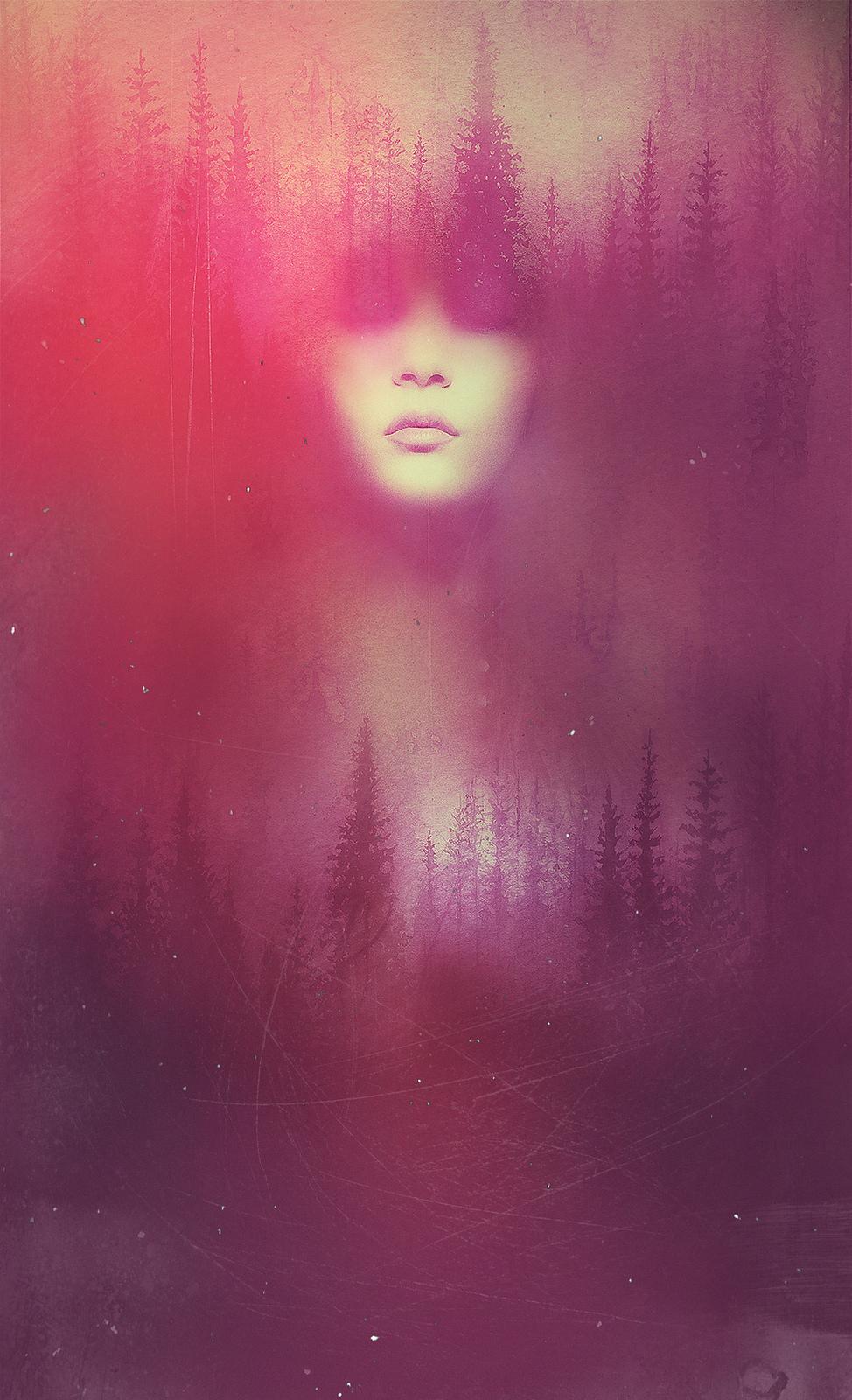 Federico Bebber – My Head Is Slowly Exploding – Digital art