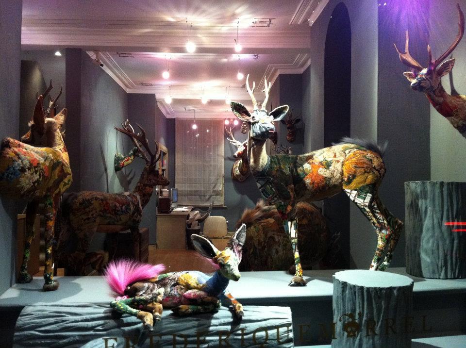 Frédérique Morrel – Gallery preview sculptures