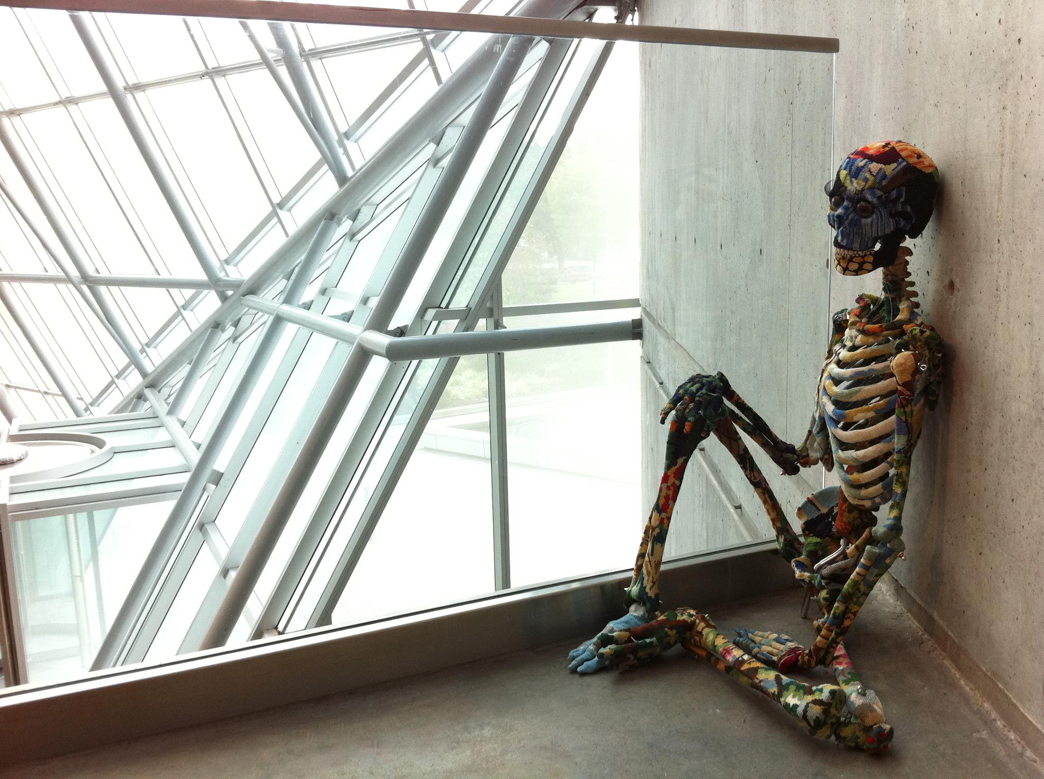 Frédérique Morrel – Waiting for the spark of life