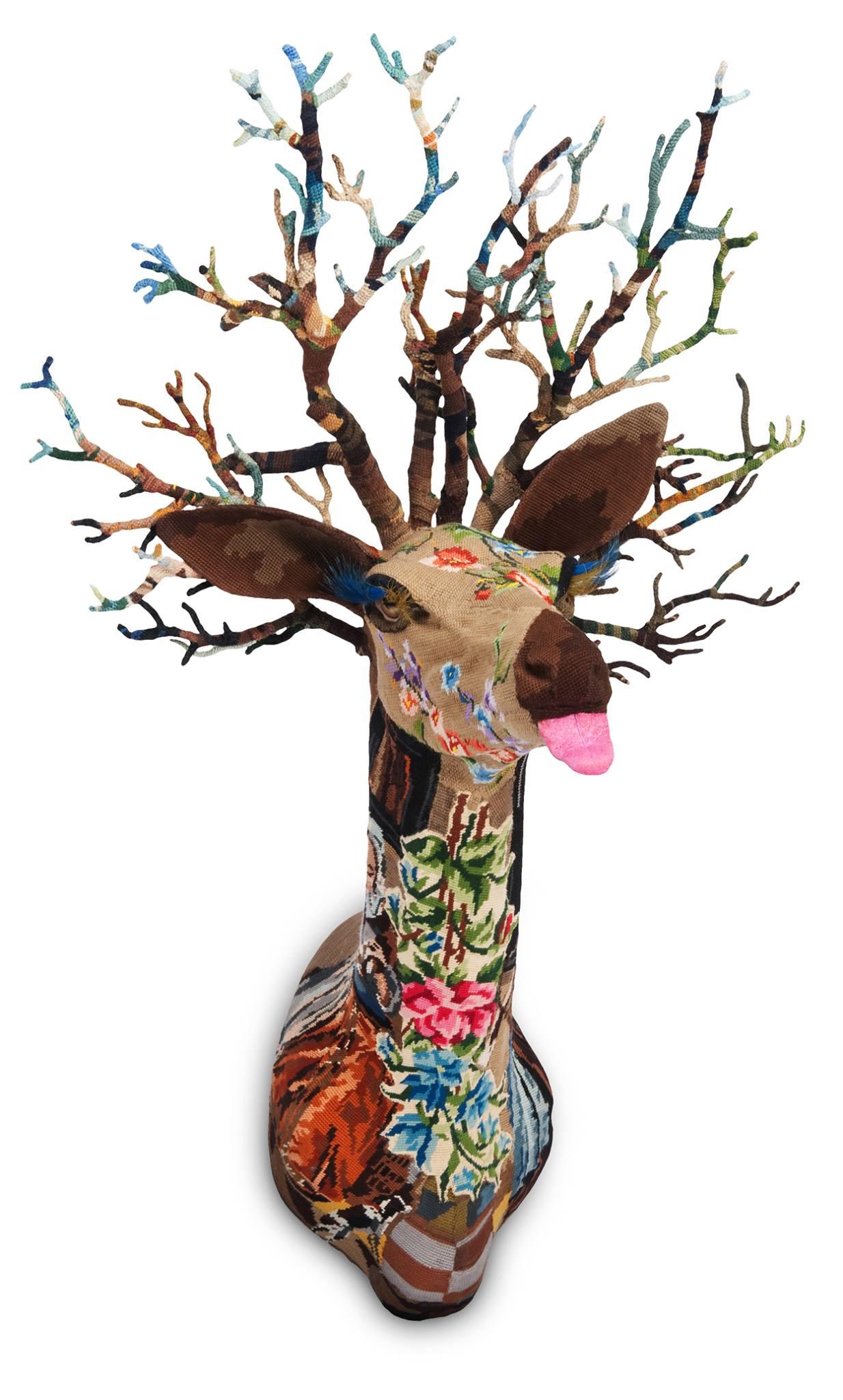 Frédérique Morrel – sculptures trophy