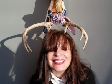 Frédérique Morrel portrait artiste