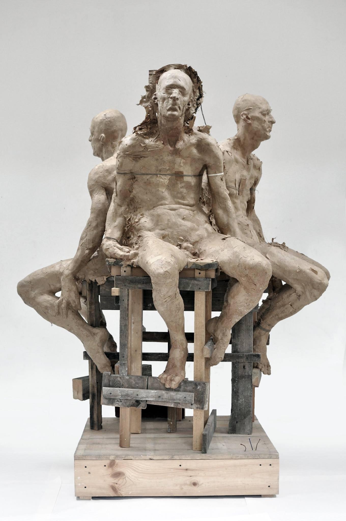 Grzegorz Gwiazda – Sculptures Heretic