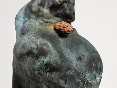 Grzegorz Gwiazda – Sculptures secret, bronze