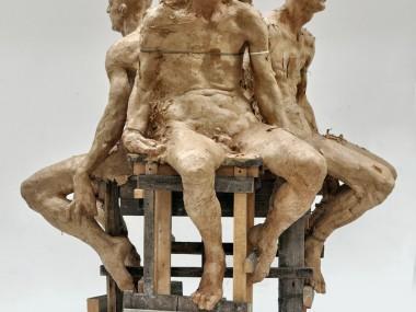Grzegorz Gwiazda – heretyk sculptures