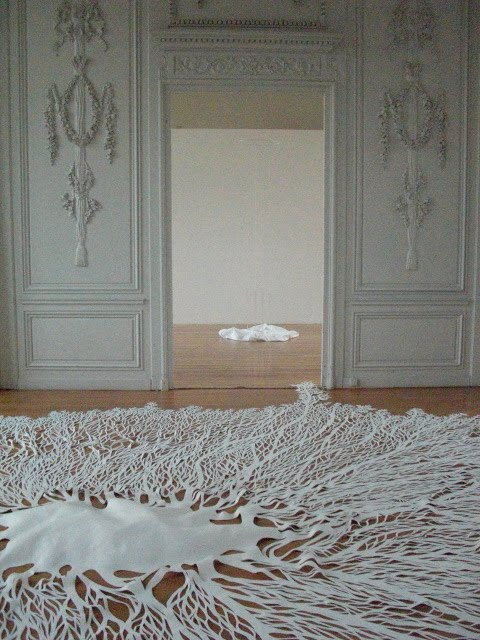Martine Schildge - art textile artiste