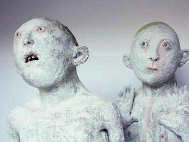Patricia Broothaers  – sculptures