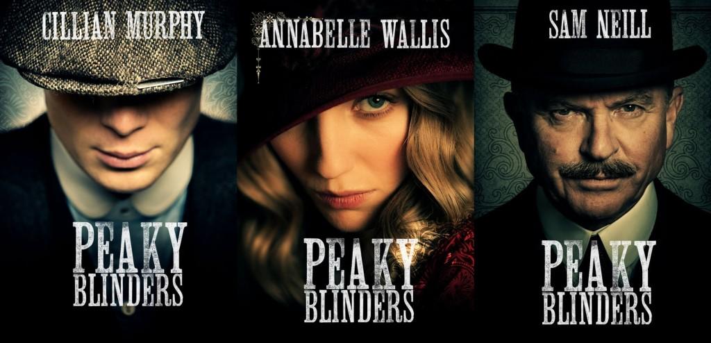 Peaky blinders serie