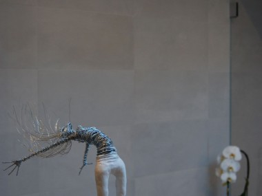 Rachel Ducker Wire Sculptures