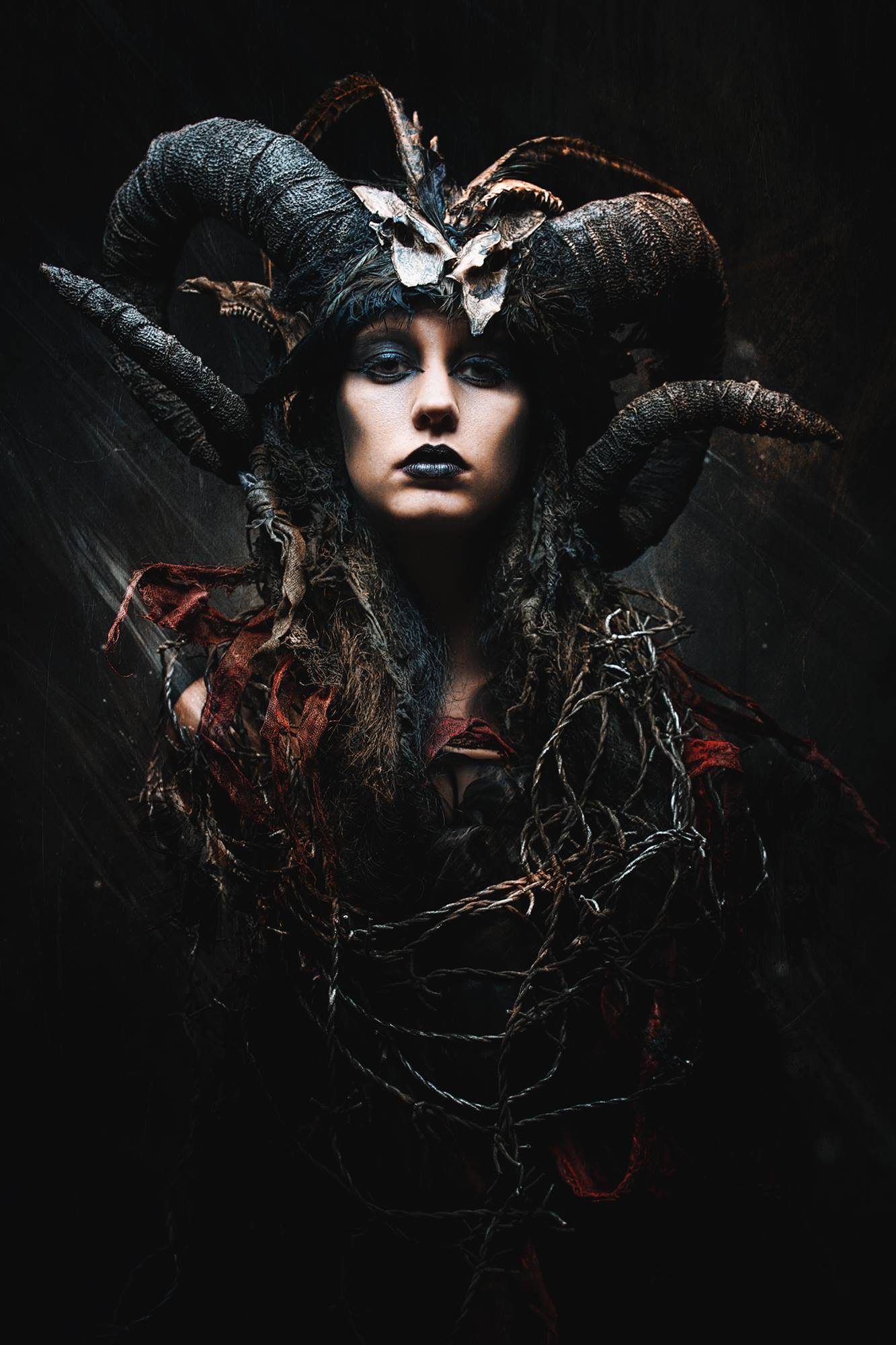 Stefan Gesell Photography manipulation – FROM BEYOND