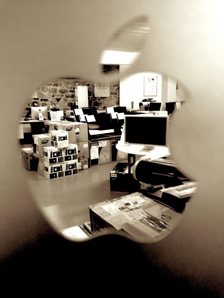 2eme generation à villejuif - le magasin Apple humain et convivial