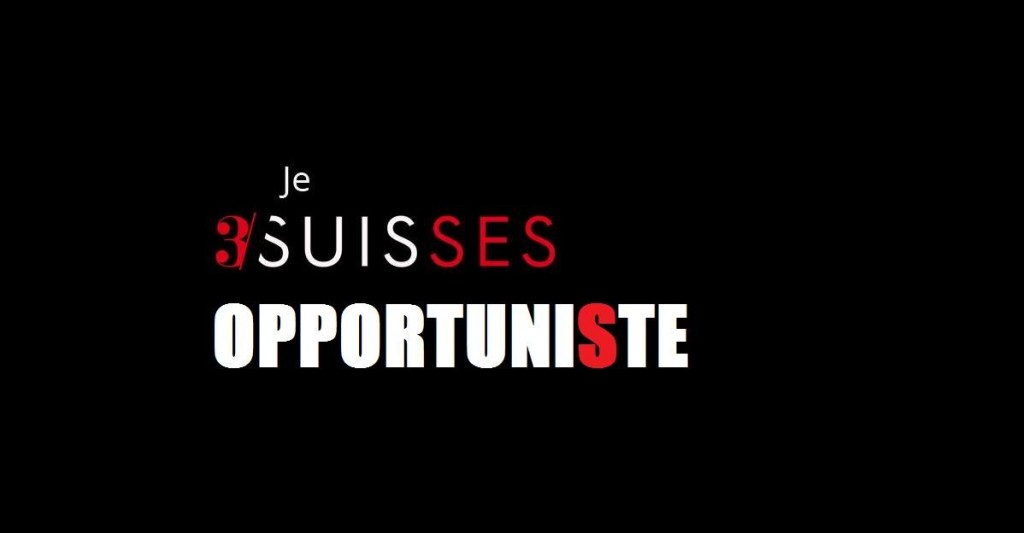 3suisses opportunistes - je suis charlie ©Nicolas Dhaene