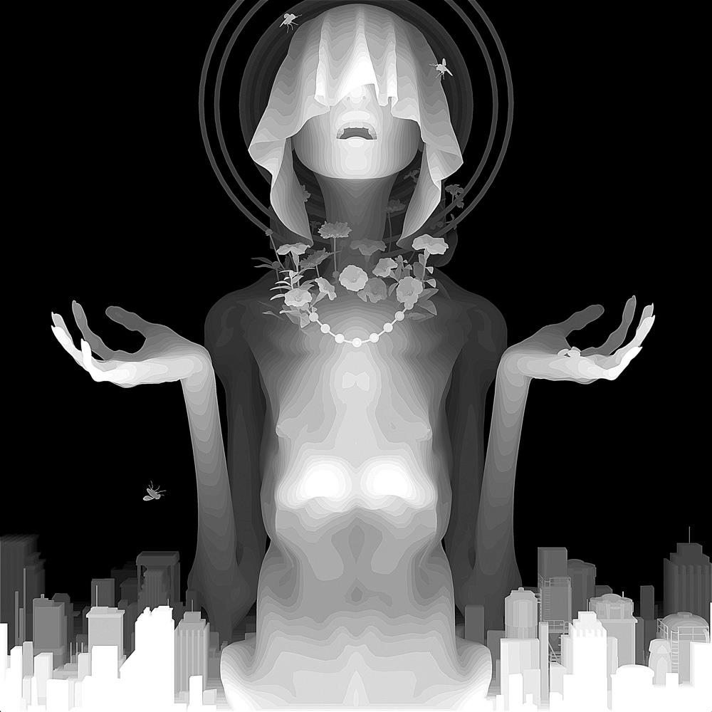Kazuki Takamatsu – beautiful paintings -2009 – 1620 × 1620mm
