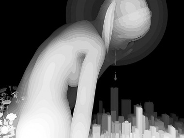 Kazuki Takamatsu – beautiful paintings -2009 – 1620 × 1940mm