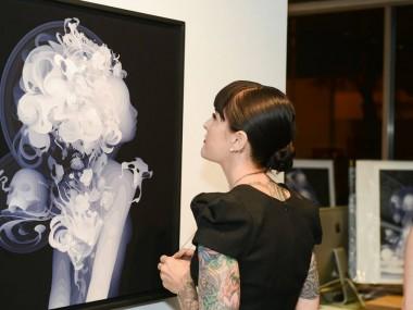 Kazuki Takamatsu – beautiful paintings – exhibition