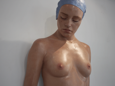 Sculptures hyperrealistes Carole Feuerman