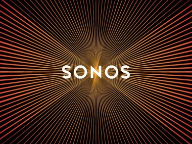 SONOS Logo – creation accidentelle qui fait des vagues