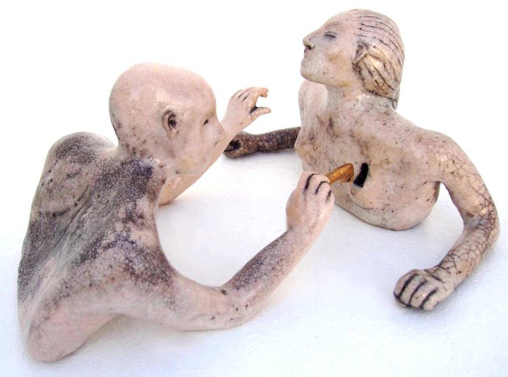 Clare Ferguson-Walker – Trust sculpture
