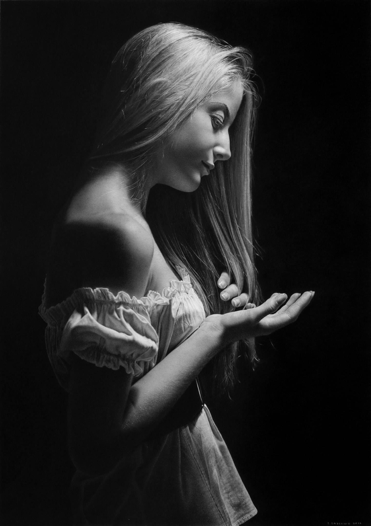 Emanuele Dascanio Artist -Allegory of the Sublime