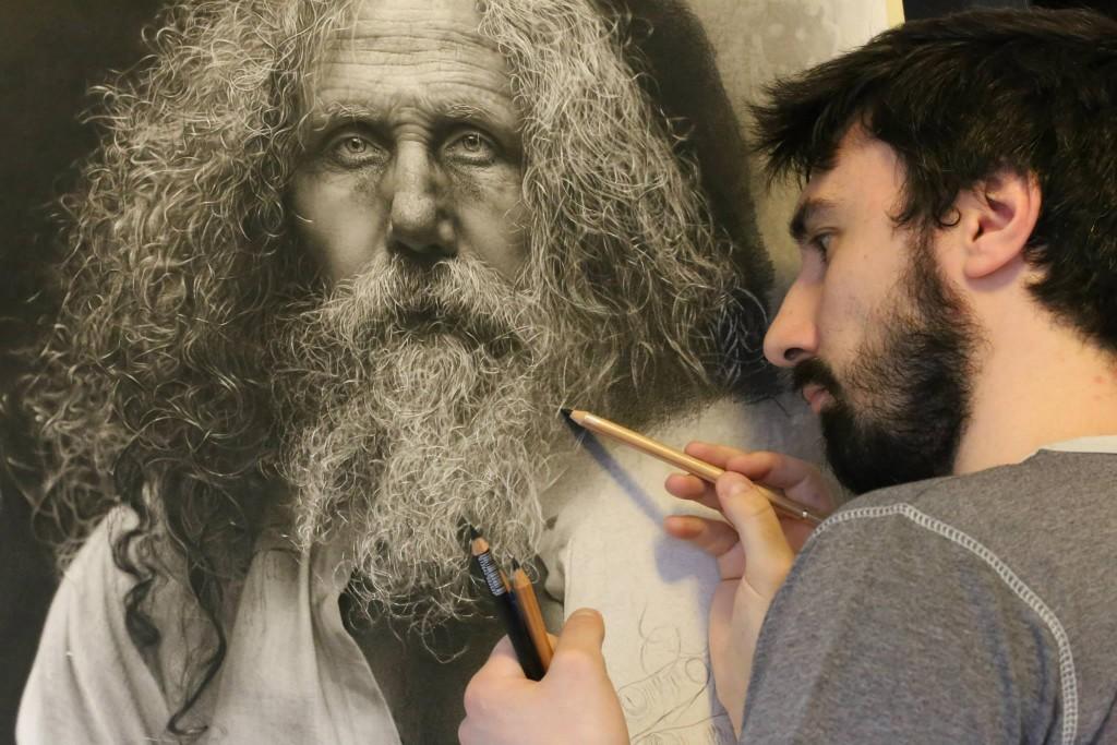 Emanuele Dascanio Painter Artist