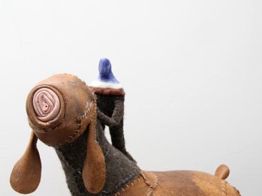 Joshua Ben Longo – KHARON – Textiles sculptures