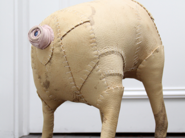 Joshua Ben Longo – YELLOW – Textiles sculptures