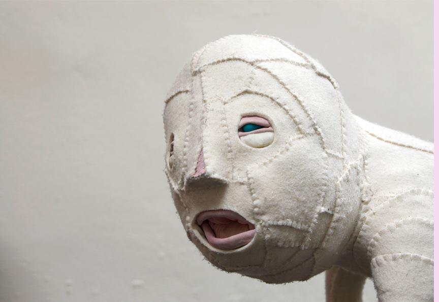 Joshua Ben Longo - Textiles sculptures