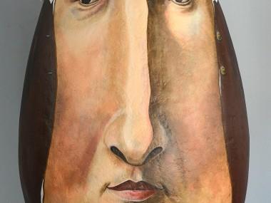 Mélanie Bourlon – Papier maché sculptures