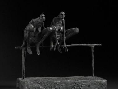 Marc Petit – sculpture