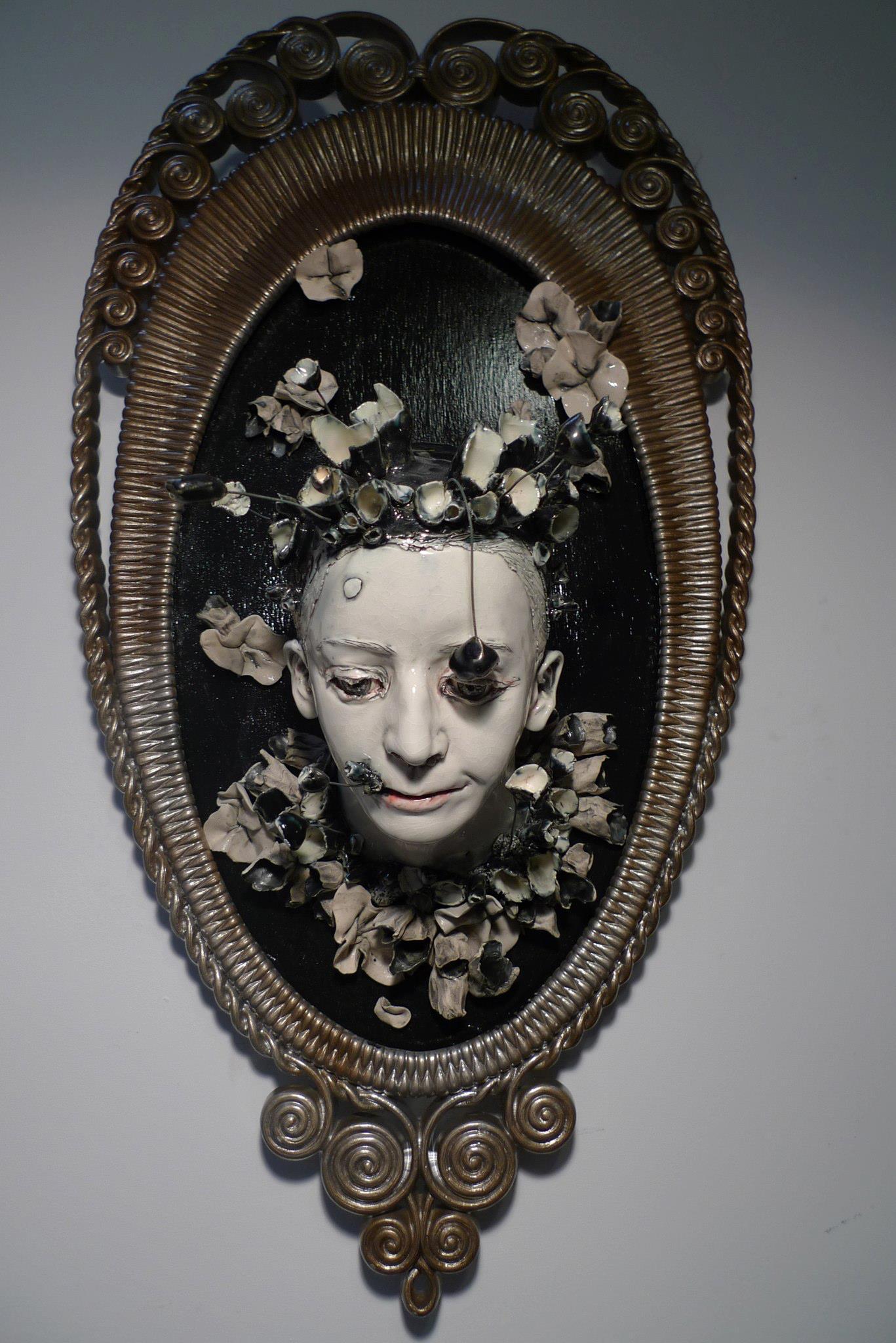 Sarah Louise Davey – Black Locust – Macabre sculptures