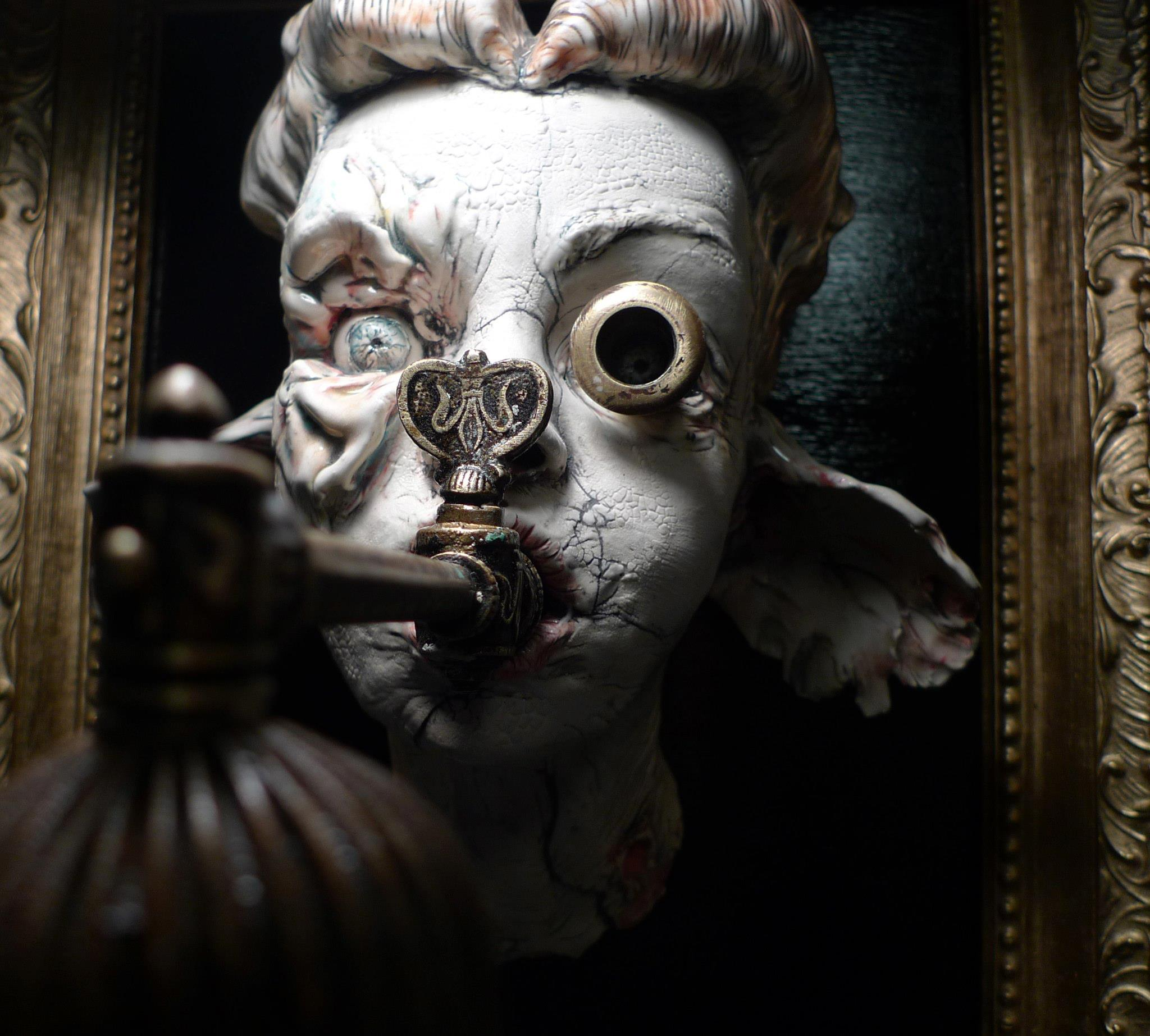 Sarah Louise Davey – Buttercup sculpture