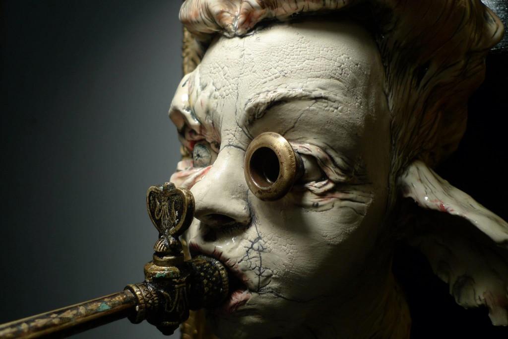 Sarah Louise Davey - Buttercup sculpture