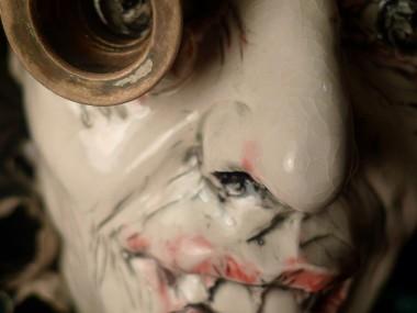 Sarah Louise Davey – Sculptures Crab's Eye