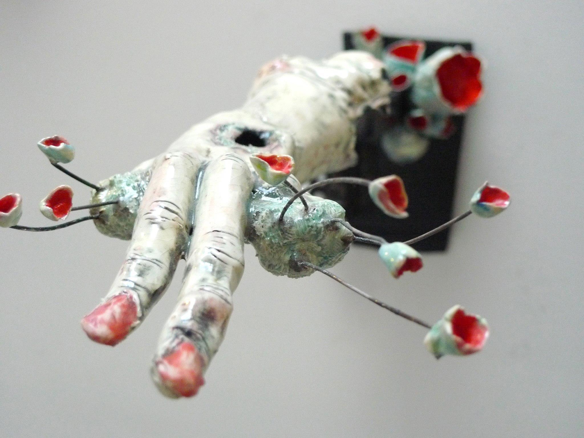 Sarah Louise Davey – Sculptures Foxglove