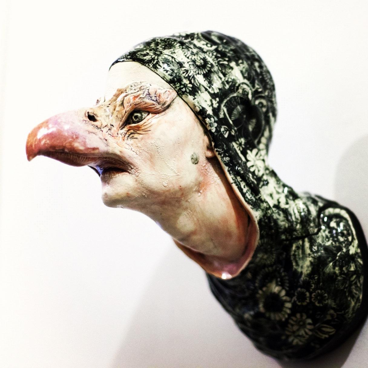 Sarah Louise Davey – Sculptures Harpy