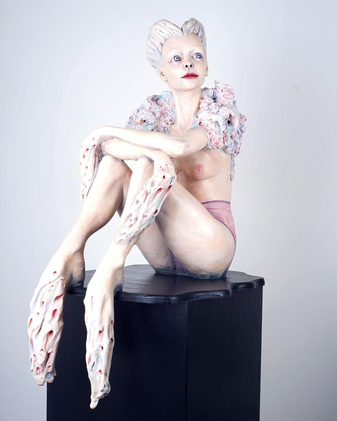 Sarah Louise Davey – Sculptures