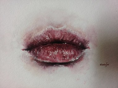 lips oil by elena sai